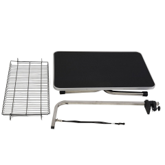 "32"" Emperor Fold Flat Dog Grooming Table + Grooming Arm"
