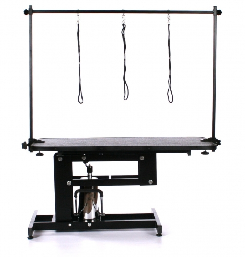 zhenyao pet lift hydraulic grooming table